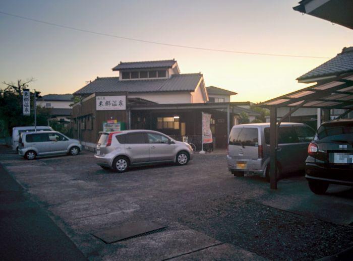 東郷温泉建物
